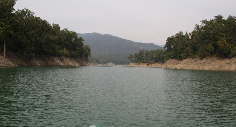 Kalagarh-Dam
